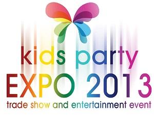 Kids Party Expo Logo
