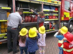 Fire Brigade visit 2