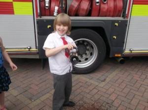 Fire Brigade visit 3