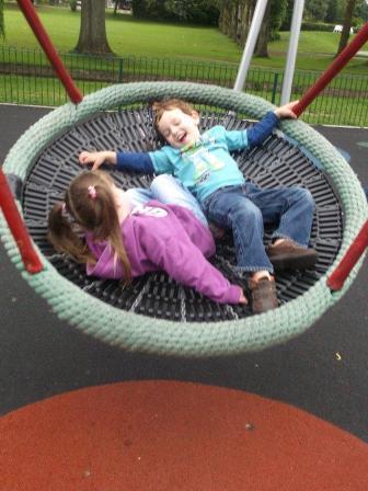 Fun Day sanders park 2