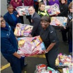 Police Thank you for festive donations