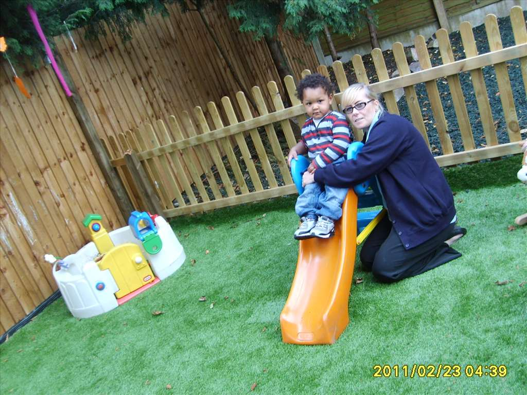 Northfield's Brand New Baby Garden