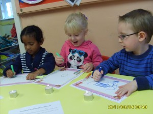Diwali Celebrations at Bright Kids Northfield