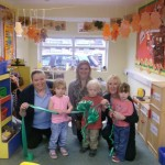 Grand Opening of Bright New Sunbeams Room Crabbs Cross