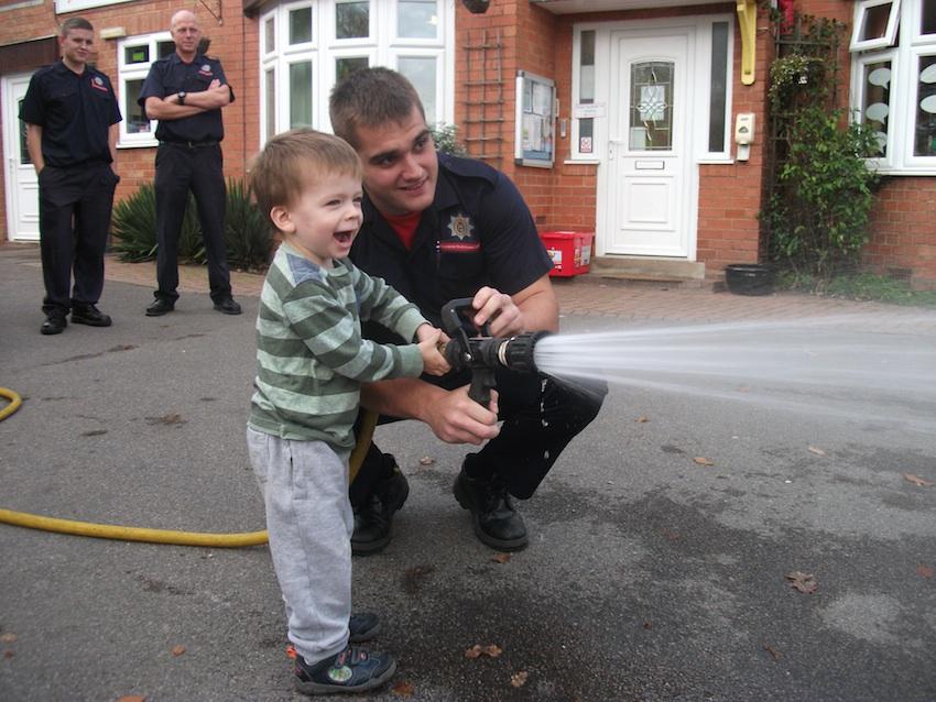 james water hose 1