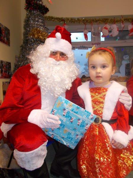 Father Christmas Amelia Lillie Jackson