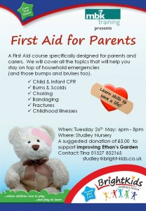 Parents First Aid - ST