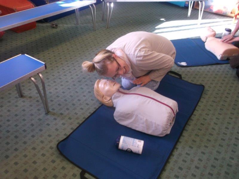 CC3 first aid