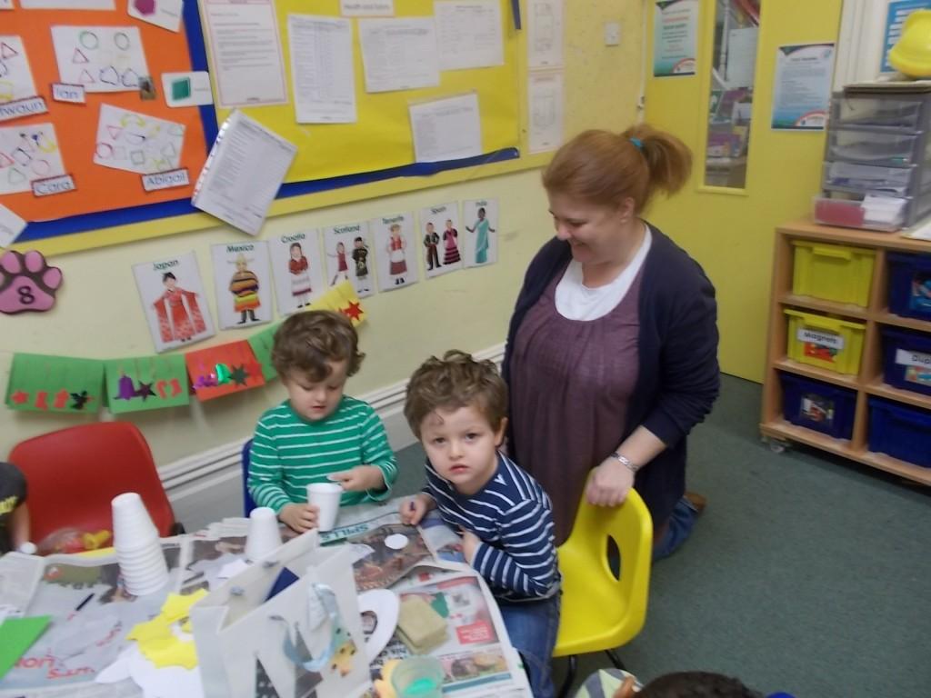 Etahn and Noah 3 with mommy (1)