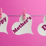 Special Mementos Made for Mother's Day