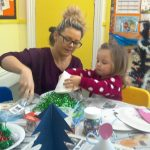 A Crafty Christmas for Bright Kids