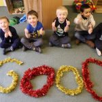 Studley Nursery Celebrates Another 'Good' Report