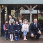 Childcare Minister praises Studley's new facility