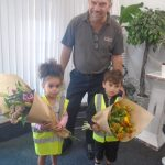Green-fingered nursery tots visit local florist to enhance learning