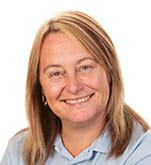 Lorraine Ashford, Deputy Nursery Manager