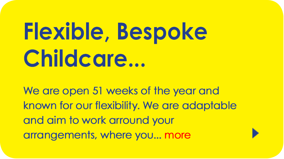 Flexible Bespoke Childcare