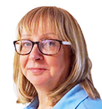 Paula Cooper Evesham Nursery Manager